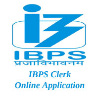 IBPS Clerk Online Application