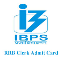 IBPS RRB Clerk Admit Card