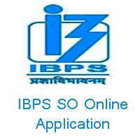 IBPS SO Online Application