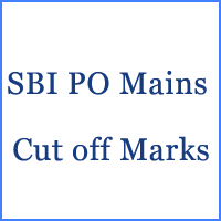 SBI PO Mains Cut off Marks copy