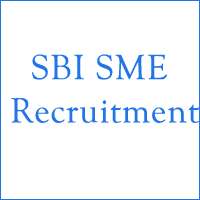 SBI SME Recruitment copy